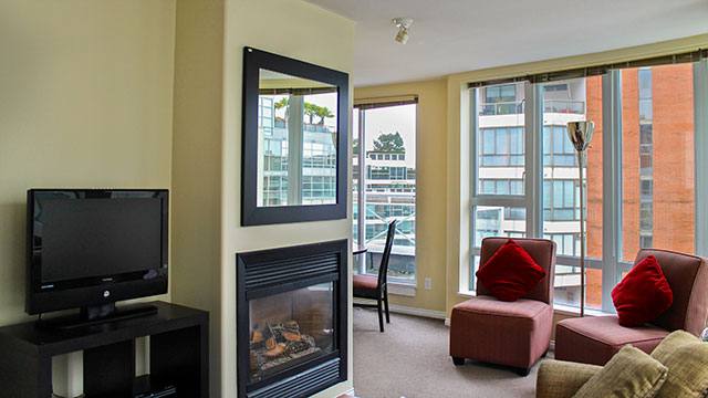 910 beach avenue apartment extended stay apartments - One bedroom apartments vancouver ...